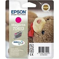 Epson T0613 C13T06134020 Kýrmýzý Orjinal Kartuþ
