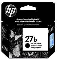 HP 27B C8727BE Siyah Orjinal Kartuþ