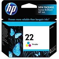 HP 22 C9352AE Renkli Orjinal Kartuþ
