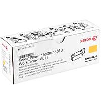 Xerox 6000 106R01633 Sarý Orjinal Toner - 6000-6010-6015