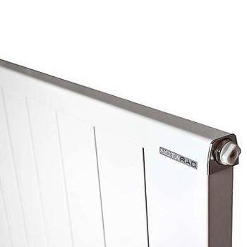 Notarad Evra 1500x600 Alüminyum Panel Radyatör