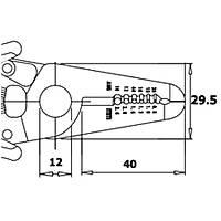 Antistatik Kablo Soyucu CSP.30.2D