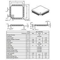 PIC18F67J60 I/PT SMD TQFP-64 8-Bit 41.667MHz Mikrodenetleyici