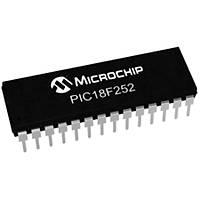 PIC18F252 I/SP 8-Bit 40 MHz Mikrodenetleyici Dip-28