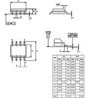 L6562DTR Güç Entegresi Soic8
