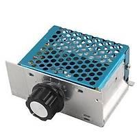 4000W Dimmer Voltaj Regülatörü Motor Hýz Kontrol Devresi