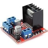 L298N Motor Sürücü 2 Kanallý Arduino Raspberry