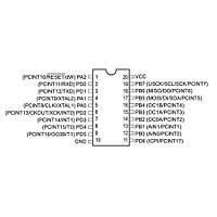 ATtiny2313A-PU 8-Bit 20MHz Mikrodenetleyici DIP-20