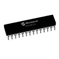 PIC16F73 I/SP DIP28 8-Bit 20 MHz Mikrodenetleyici