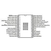 PIC18F25K20-I/SS SMD 8-Bit 64MHz Mikrodenetleyici SSOP28