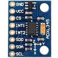 ADXL345 IIC/SPI Dijital Açý Sensörü Ývme Ölçer Modülü Arduino