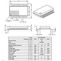 PIC16F883T-I/SS 8-Bit 20Mhz Mikrodenetleyici SSOP28