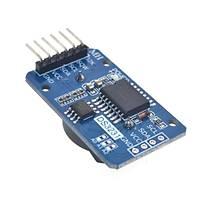 Arduino DS3231 Hassas RTC ve 24C32 Hafýza Modülü