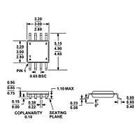 AD8237ARMZ-R7TR Smd Amplifikatör Entegresi Msop8