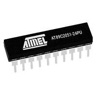 AT89C2051-24PU 8-Bit 24MHz Mikrodenetleyici DIP-20