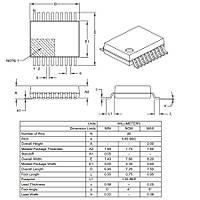 PIC18F13K50-I/SS SMD 8-Bit 48MHz Mikrodenetleyici SSOP-20