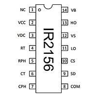 IR2156 Güç Kontrol Entegresi Dip-14