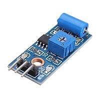 Arduino SW-420 NC Tipi Titreþim Sensör Modülü