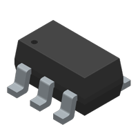 SN74LVC1G14DBVR Sot23 - Logic Kapý ve Ýnvertör Entegresi