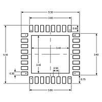 STM32F051K6U6 Smd 32-Bit 48MHz Mikrodenetleyici UFQFP-32