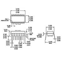AD7715ANZ-5 Smd ADC Analog Dijital Dönüþtürücü Entegresi Pdip-16