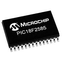 PIC18F2585 I/SO SMD 8-Bit 40MHz Mikrodenetleyici SOIC-28