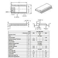 PIC18F2620 I/SO SMD SOIC-28 8-Bit 40MHz Mikrodenetleyici