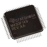 MSP430F149IPMR 16-Bit 8Mhz Mikrodenetleyici LQFP64
