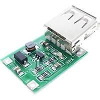 Mini DC-DC 0.9V-5V  5V 600A Yükseltici USB Þarj Modülü