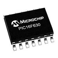 PIC16F630 I/SL SMD SOIC-14 8-Bit 20 MHz Mikrodenetleyici