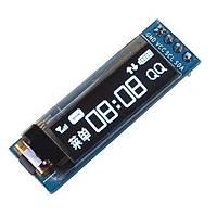 128x32 Oled Lcd Ekran 0.91 Inch SSD1306 (Arduino Uyumlu)