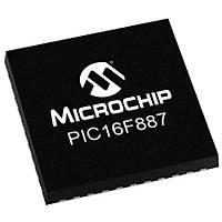 PIC16F887-I/ML SMD 44QFN 20MHz 8-Bit Mikrodenetleyici