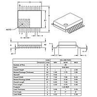 PIC16F1508 I/SS SSOP-20 SMD 8-Bit 20MHz Mikrodenetleyici