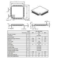 PIC18F66J60 I/PT SMD 8-Bit 41.667MHz Mikrodenetleyici TQFP-64