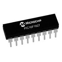 PIC16F1827-I/P PDIP-18 8-Bit 32MHz Mikrodenetleyici
