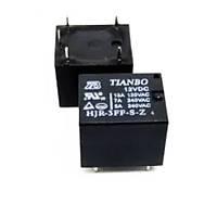 HJR-3FF-S-Z/12VDC 10A 12VDC Tianbo Röle 5 Pin