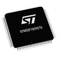STM32F103VET6 Smd 32-Bit 72MHz Mikrodenetleyici LQFP-100