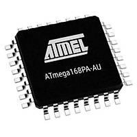 ATMEGA168PA-AU SMD 8-Bit 20MHz Mikrodenetleyici TQFP-32