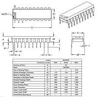 PIC16F690 I/P PDIP-20 8-Bit 20 MHz Mikrodenetleyici