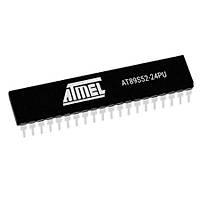 AT89S52-24PU 8-Bit 33MHz Mikrodenetleyici DIP-40
