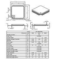 PIC18LF4620 I/PT SMD TQFP-44 8-Bit 40MHz Mikrodenetleyici