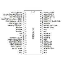PIC16F887-I/P PDIP-40 8-Bit 20MHz Mikrodenetleyici