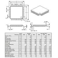 PIC16F887 I/PT SMD TQFP-44 8-Bit 20 MHz Mikrodenetleyici