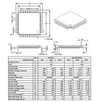 PIC18F4520 I/PT SMD TQFP-44 8-Bit 40MHz Mikrodenetleyici