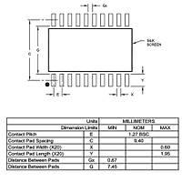 PIC18F14K22-I/SO SMD 8-Bit 64Mhz Mikrodenetleyici SOIC-20