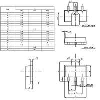 L78L33ACUTR Lineer Voltaj Regülatörü Sot89-3
