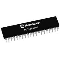 PIC18F4550 I/P DIP-40 8-Bit 48 MHz Mikrodenetleyici