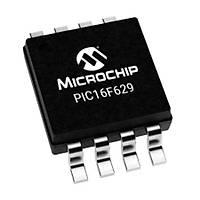 PIC12F629 I/SN SMD SOIC-8 8-Bit 20Mhz Mikrodenetleyici