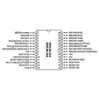 PIC18F2550 I/SO SMD SOIC-28 8-Bit 48MHz Mikrodenetleyici