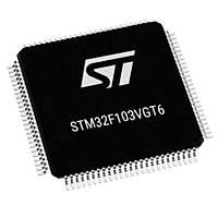 STM32F103VGT6 SMD 32 Bit 72MHz Mikrodenetleyici LQFP-100